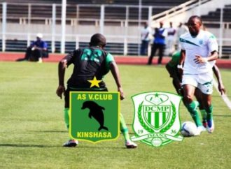 Vodacom ligue 1 : DCMP et V. Club se neutralisent (1-1)